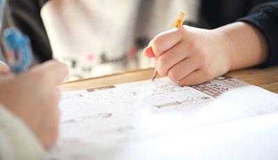 個別指導のメリットを最大限に発揮する学習時間